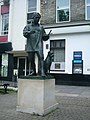 William Hogarth's statue - geograph.org.uk - 858333.jpg