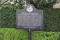 William Scarbrough House historical marker, Savannah.jpg
