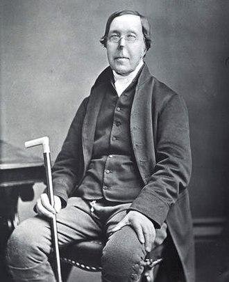 Glasgow Emancipation Society - Photograph of William Smeal, circa 1865