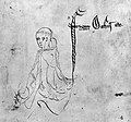William of Occam - Sketch - Frater Occham iste, 1341.jpg