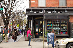 The Bedford Cheese Shop on Bedford Avenue