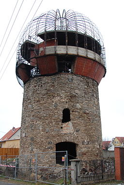 Windmühle Gernrode