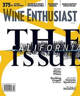 <i>Wine Enthusiast Magazine</i>