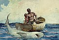 Winslow Homer - Shark fishing.jpg