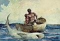 Winslow Homer - Shark fishing.jpg