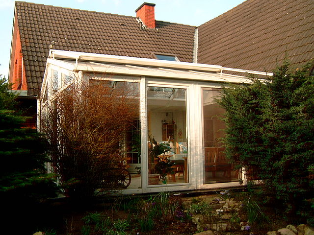 Modern conservatories can be designed to maximise light and fit with the overall look of your property
