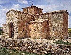 Церковь Сан Педро де ла Наве