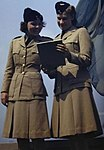 Women clerk detail, British Flying Boat Service during the Second World War TR2422 (cropped).jpg