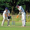 Woodford Green CC v. Hackney Marshes CC at Woodford, East London, England 126.jpg