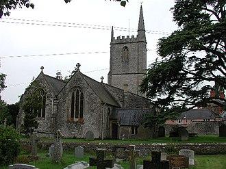 Wookey - Image: Wookey church