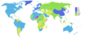 World Inflation rate 2006.png