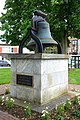 World War II, Korea, and Viet-Nam Veterans memorial - Leominster, Massachusetts - DSC06260.jpg