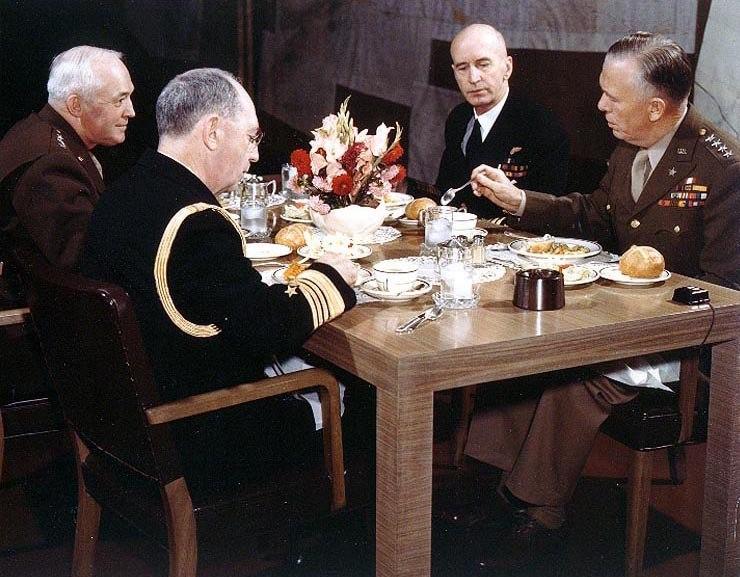 World War II Joint Chiefs of Staff 1943