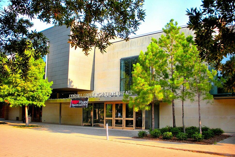 Wortham Theatre