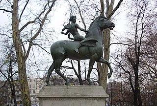<i>Amor on Pegasus</i> Sculpture in Wrocław