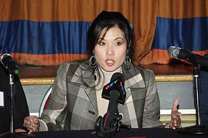 Sheryl WuDunn - WuDunn in October 2012