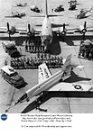 X-2 on ramp with B-50 mothership and support crew DVIDS706021.jpg