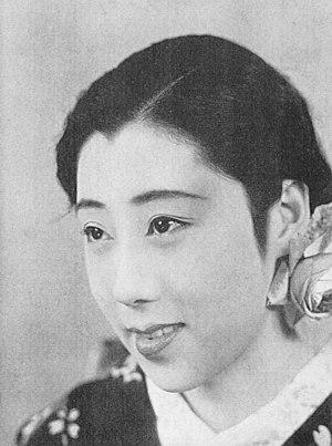 Isuzu Yamada - Isuzu Yamada in 1937