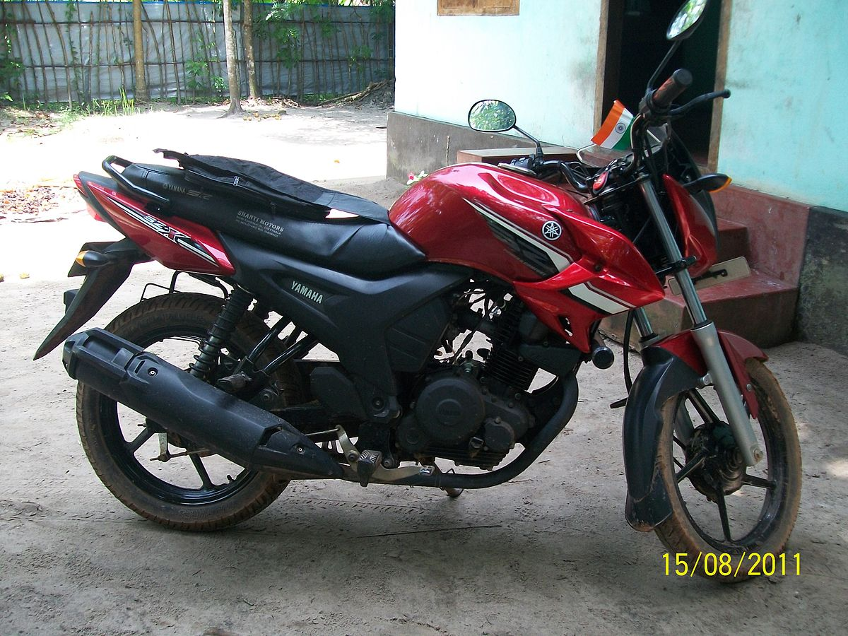 Yamaha Oil Capacity