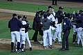 Yankees celebrate ALDS Game 5 victory 10-12-12 (13).jpeg