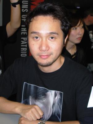 Yoji Shinkawa - Shinkawa in 2008