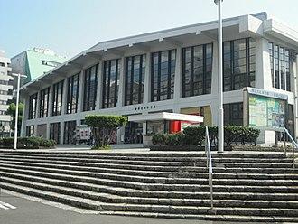 Yokohama Cultural Gymnasium - Image: Yokohama Cultural Gymnasium