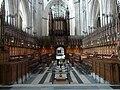 York York minster choir area 001.JPG