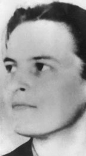 G. E. M. Anscombe - Anscombe as a young woman