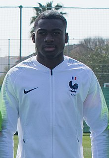 Youssouf Fofana (footballer, born 1999) French professional footballer