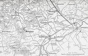 Gas attacks at Wulverghem - Wulverghem
