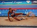 Yulimar Rojas - Triple saut Femmes (48614406833).jpg