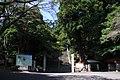 Yusuhara hachimangu Gate.JPG