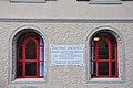 Zürich - Grossmünster - Haus zum Loch IMG 1287.jpg