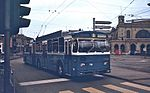 Zürich 1974 FBW trolleybus 79 at Bahnhofquai in 1979.jpg
