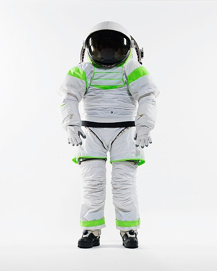 Z1 Prototype Space Suit Testing Summary  NASA