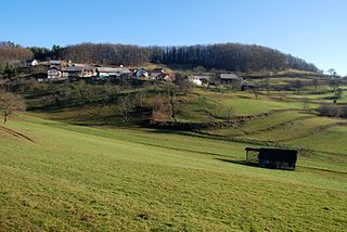 Zagorica pri Čatežu in Lower Carniola, Slovenia