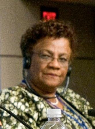Minister of Finance (Tanzania) - Image: Zakia Meghji, IMF 2007