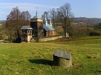 Zdynia - Orthodox church