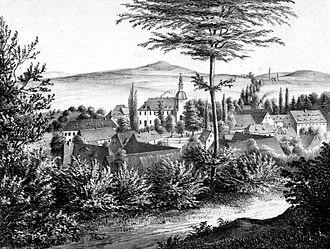 Zehista - Image: Zehista um 1860 (01)