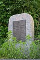 Zell (Bensheim), Gedenkstein Michaels-Kapelle.JPG