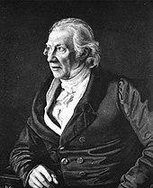 Carl Friedrich Zelter, Direktor der Sing-Akademie zu Berlin 1800–1832 und Initiator der Archivsammlung (Quelle: Wikimedia)