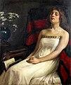 Zofia Sieniawska-Majewska - Melancholia 1903.jpg