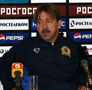 Zoran Vulić - Vulić as a manager at Luch-Energiya