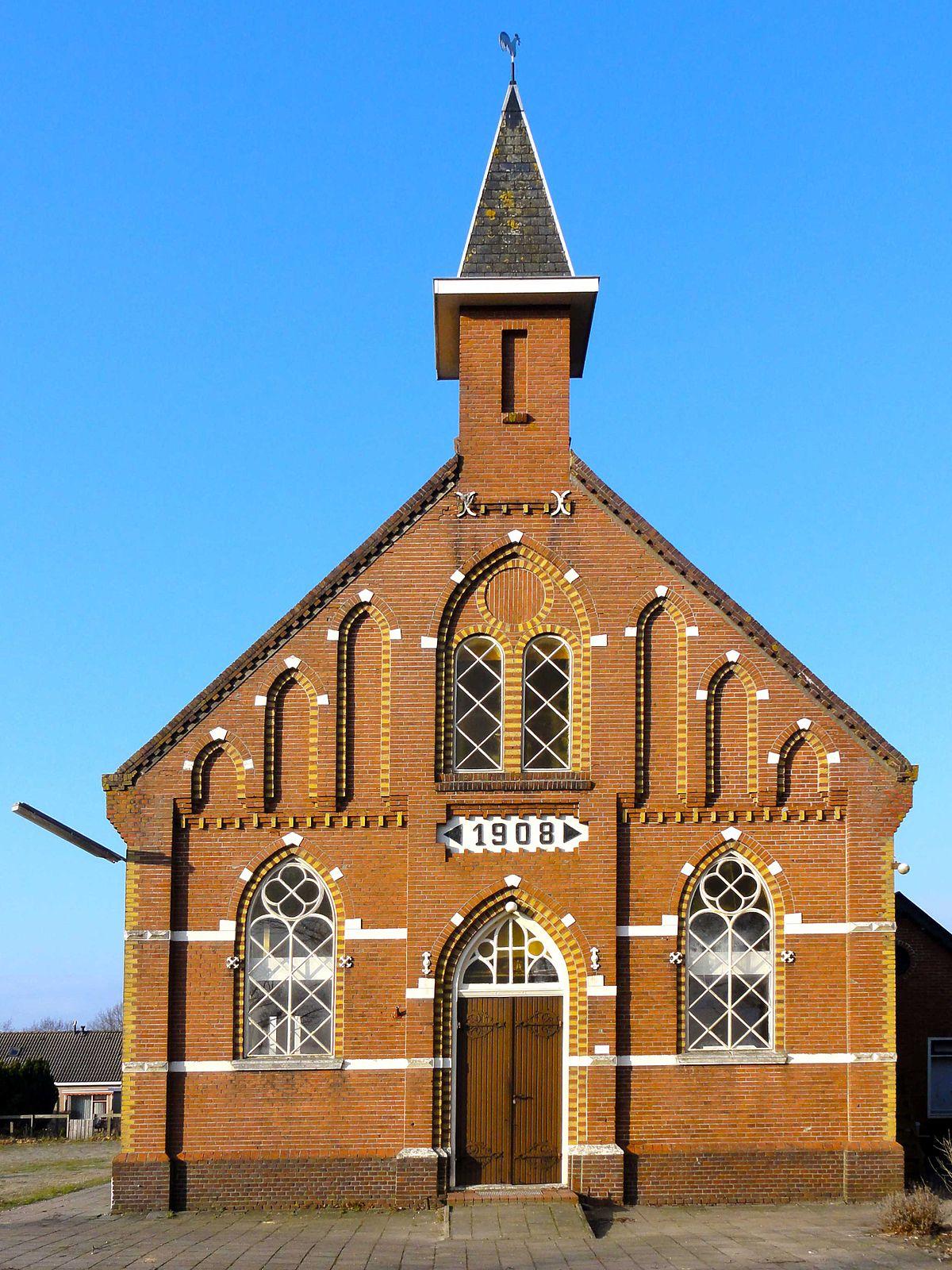 Gereformeerde kerk (Tw...