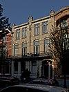 Woonhuis in Art Nouveau-stijl