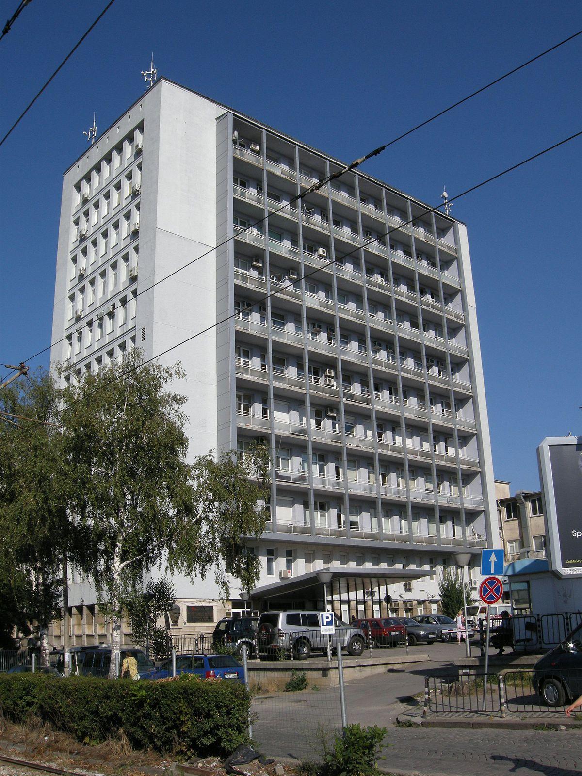 Pirogov Bolnica Uikipediya