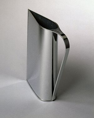"Peter Muller-Munk Associates - Image: ""Normandie"" Pitcher, ca. 1935"