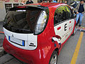 """ 12 - ITALY (Milan) Mitsubishi i Miev at Milan Design Week 2012.JPG"