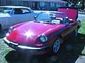 '86 Alfa Romeo Spider (Auto classique Salaberry-De-Valleyfield '11).JPG