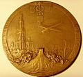'Martha Van Coppenolle - Illustrator' - Expo Antwerp 1930 - Medal.JPG